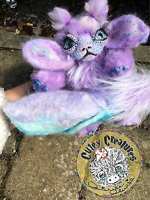 Ooak Artist Bear - Fairy Heartwitch