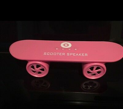 Portable Bluetooth Wireles Skateboard Speaker:easter Gift!top Sound,fm,sd/tf,aux