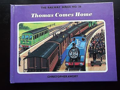 THOMAS COMES HOME  From The Railway Series No.36  by Christopher Awdry
