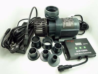 Jebao DC marine DC return water pump Sine wave technology DCP 4000 10000 latest