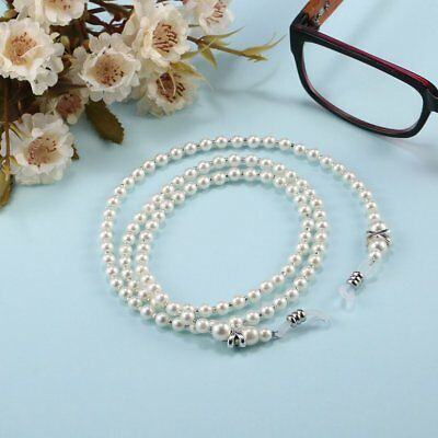 Women Handmade Beaded Eyeglass Strap Rope Reading Glasses Chain Cord Holder LN