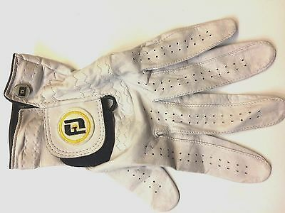 GOLF GLOVE MENS LEFT SIZE XL soft leather used great condition for tennis JOCK