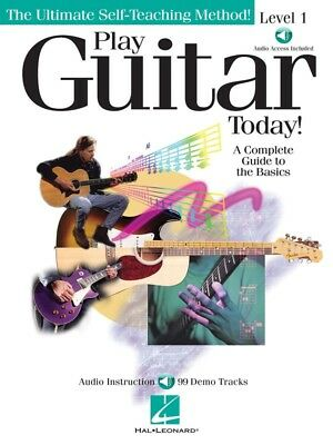 Play Guitar Today! - Level 1 - Guitar Music Book with CD