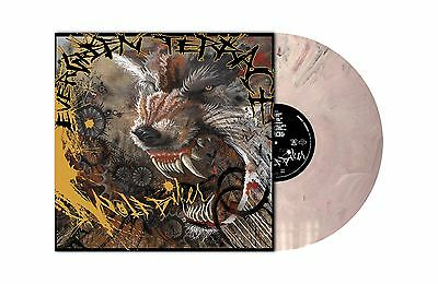 EVERGREEN TERRACE Wolfbiker LILAC GREY MARBLED Vinyl LP [LTD 100] +Poster