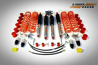 Suzuki Jimny Suspension OPTIMUM Lift Kit +3'' 75mm XSHOCK   2 years warranty
