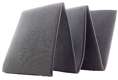 Black Yoga Mat Non Slip Fordable - Best for Yoga Workout Exercise Gym Mat