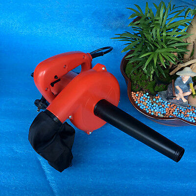 220V 50-60Hz Suck Blow Dust Electric Hand Operated Air Blower Vacuum Cleaner