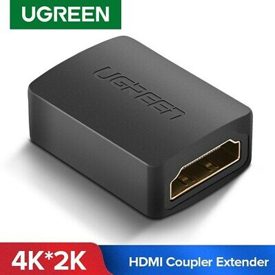 UGREEN High Speed HDMI Female to Female Coupler Adapter Extender Connector 4K