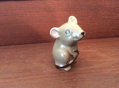 wade whimsie Pocket Pals Cheesy the mouse