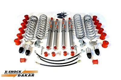 Suzuki Jimny Suspension Optimum Lift Kit  +2'' 50mm XSHOCK 2 years warranty