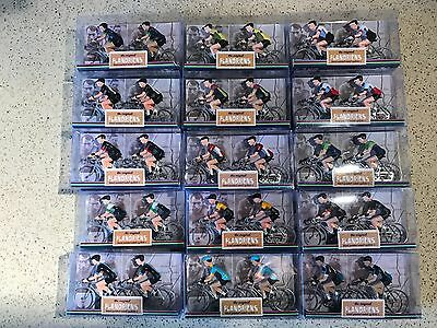 The Original Flandriens Hand Painted Metal Cyclists