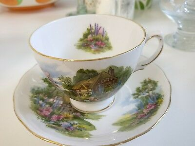 Royal Vale .tea cup and saucer