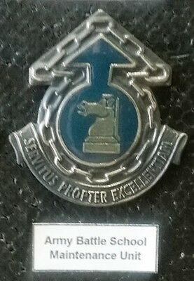 Army Battle School Support Unit - South African Defence Force - SADF