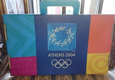 Athens 2004 Olympic games Memorabilia opening ceremony pack.
