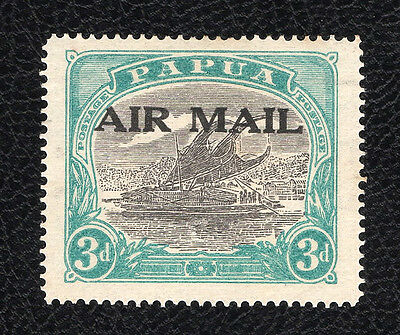 Stamp Papua New Guinea Air Mail (1920's)