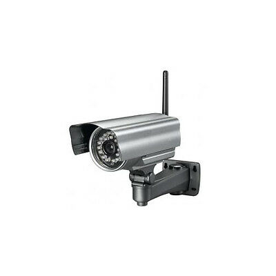 IP CAMERA IMPERMEABILE Wi-Fi 24 LED