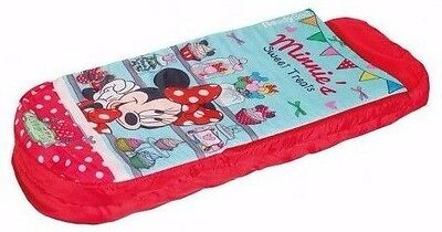 Minnie Mouse Minnie's Sweet Treats Ready Bed - New Unused