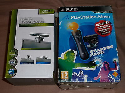 Sony Playstation 4 Ps4 Official Move Motion Controller Bundle