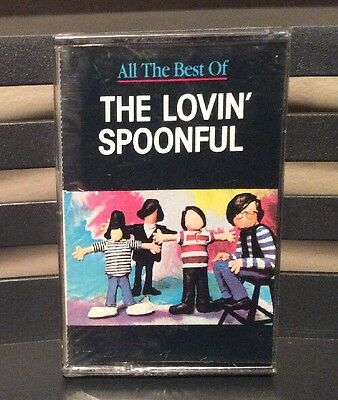 The Lovin' Spoonful - All The Best Of - SEALED CASSETTE