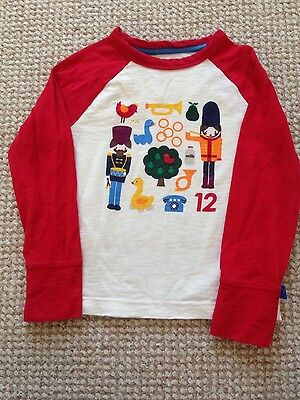 little bird by jools long sleeved top size 18-24 months