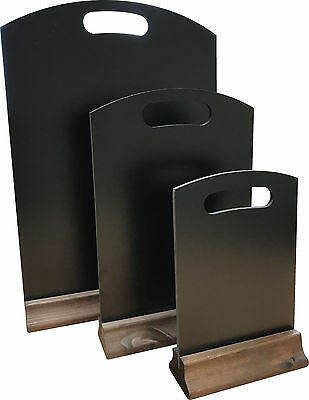 Table Top Chalkboard Menu Display Boards A3 A4 A5 Chalkboard with Free Pen
