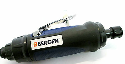 "1/4"" Air Die Grinder Composite Body New By Bergen  8414 Grinding / Cutting"