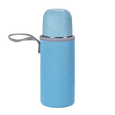 Fashion Womens Men Water Cup Mens Clear Plastic Water Cup Bottle Portable Bag