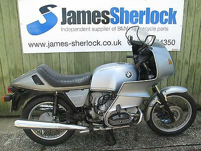 BMW R100RS 1977 12,935 miles
