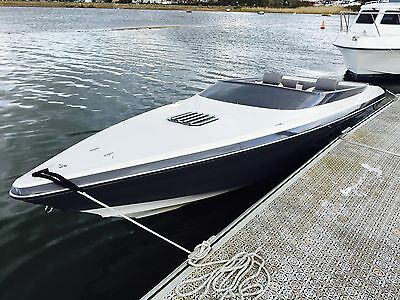 Power boat Speed boat High performance Ring Extreme 24