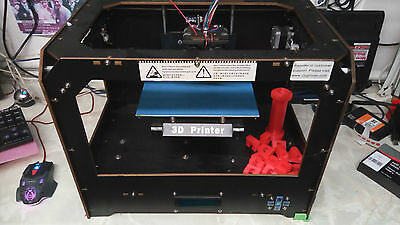 CTC 3D Printer  2017 Upgraded Full Quality High Precision Dual Extruder