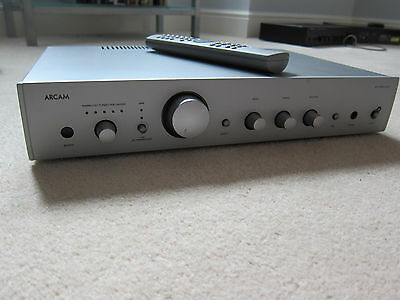 Arcam A75 Phono Integrated Amplifier Very Good Condition