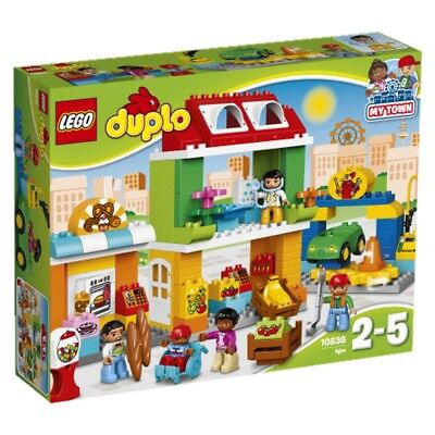 Lego Duplo City District 10836