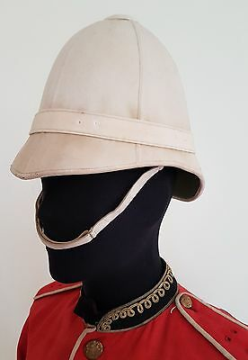 Officer's Pith or Sun Helmet, Zulu War