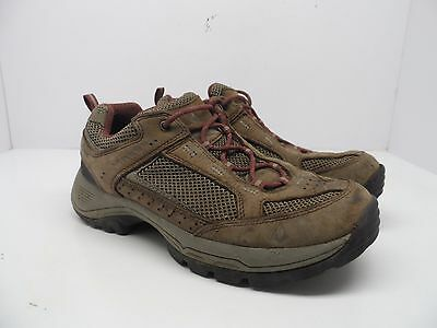 23d068ccbf1 VASQUE WOMEN'S BREEZE 2.0 Low Gore-Tex Hiking Shoe Slate Brown/Red Mahogany  9M