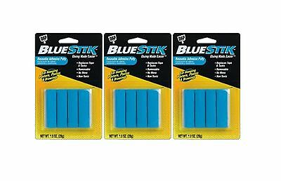 Dap Blue Stick Adhesive Putty 3 Pack extra large