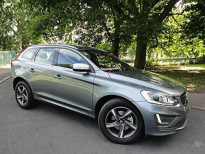Volvo XC60 2.4TD ( 190bhp ) ( AWD ) ( s/s ) Geartronic 2016MY D4 R-Design Lux