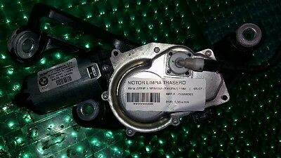 MOTOR LIMPIA TRASERO BMW SERIE 1 BERLINA 118d 2008. Ref: 719956901