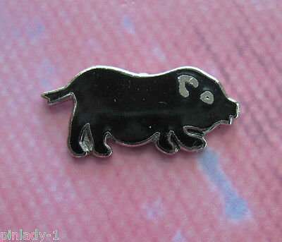 POT  BELLIED  PIG  -   hat pin, lapel pin, tie tac, hatpin