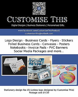 1000 A5 Single-Sided, Full Colour Flyers. Design Service Available