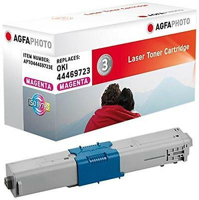 Agfaphoto Toner Magenta Pages 5.000, 44469723 (Pages 5.
