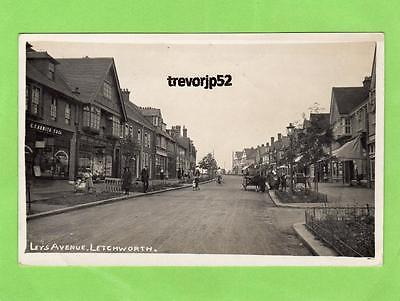 Leys Avenue Letchworth RP pc used 1913 Ref A678