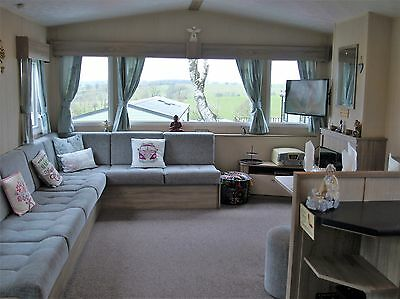 Static Caravan - Holiday Home - all fees included until January 2018.