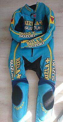 Dainese Rizla Suzuki One Piece Leathers