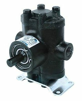 Hypro 5324C Small Twin Piston Pump - Solid Shaft