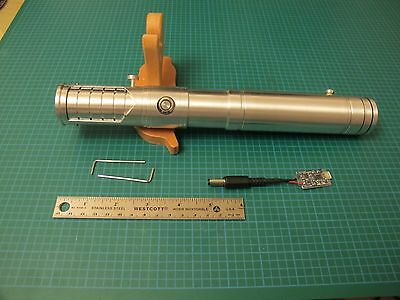 Custom Lightsaber (Blue) with sound and in-hilt recharge NCS-J2