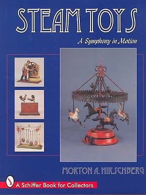 Steam Toys - A Symphony In Motion, Dampfspielzeug ! Antriebsmodelle, New/neu !