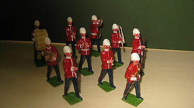 10 piece Royal Marine Band -repaints