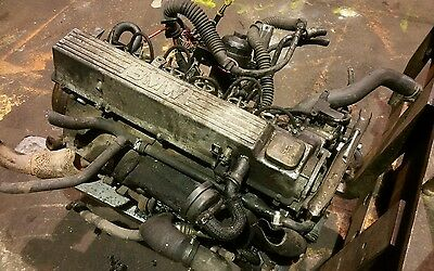 Range Rover P38 - 2.5 Diesel Bmw Engine - Tested And Running