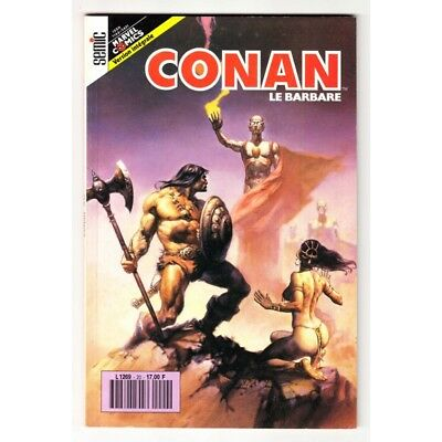 Conan (Semic) N° 20 - Comics Marvel