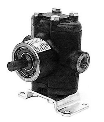 Hypro 5320C-X Small Twin Piston Pump - Solid Shaft